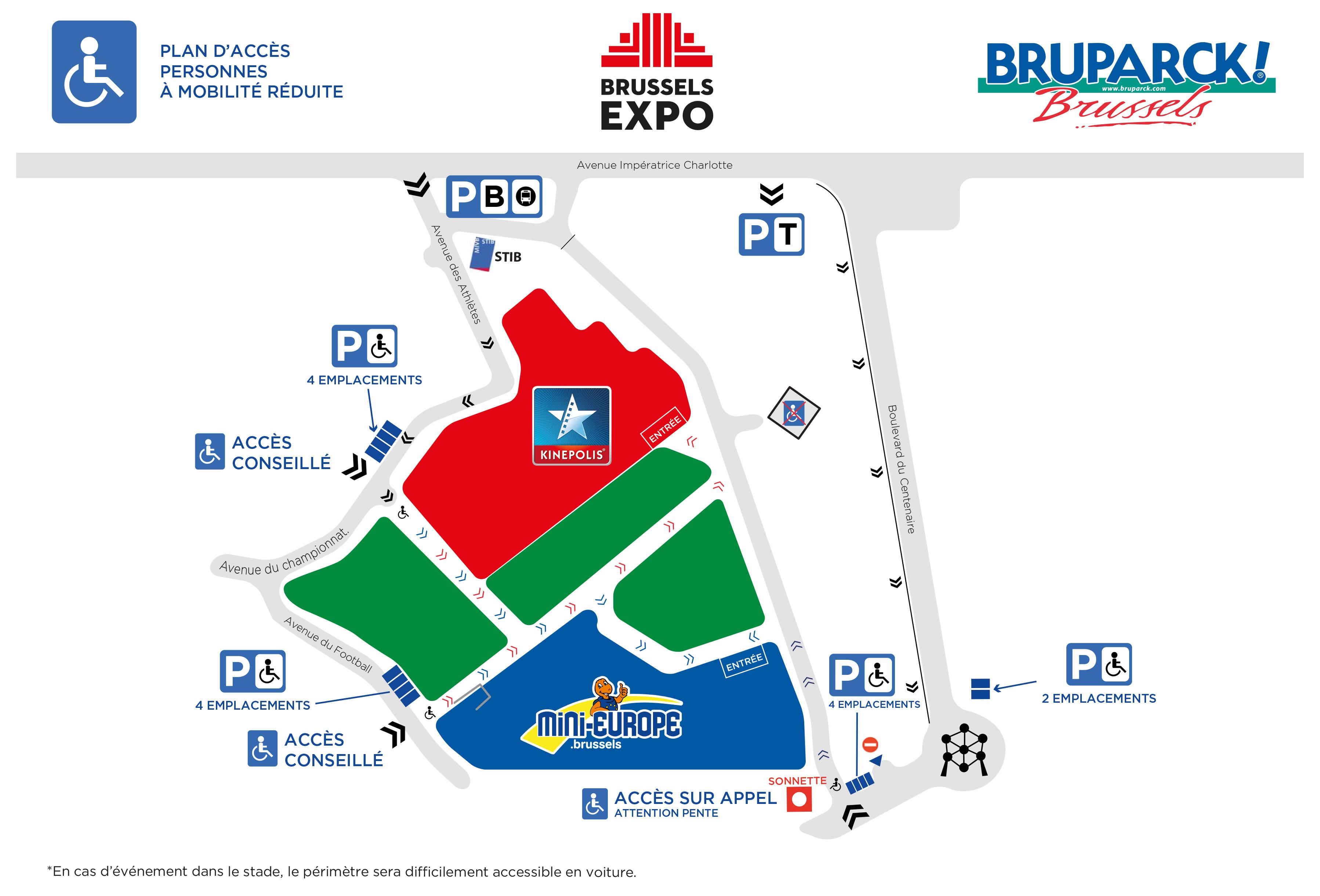 Bruparck Brussels Image Mag